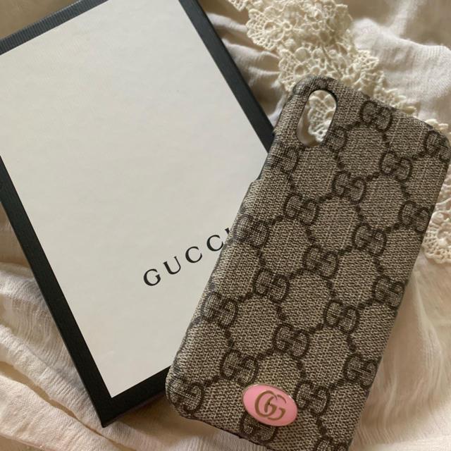 シャネルiphoneケース 激安 | Gucci - iPhoneX XSケース GUCCI グッチの通販