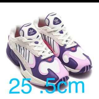 アディダス(adidas)のus7.5希少25.5cmYUNG1フリーザヤングワンyeezyラフシモンズ(スニーカー)