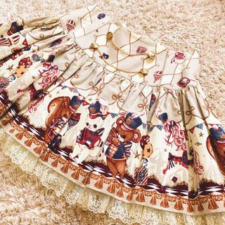 アンジェリックプリティー(Angelic Pretty)のTOY MARCHスカート(ミニスカート)