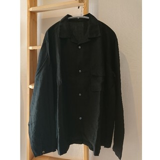 ネストローブ(nest Robe)のconfect コンフェクト リネン シャツ カバーオール(シャツ)