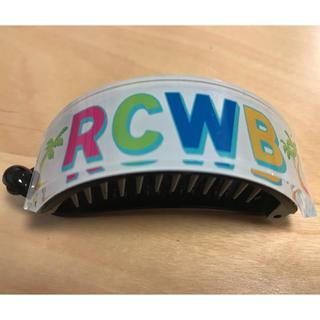 ロデオクラウンズワイドボウル(RODEO CROWNS WIDE BOWL)のRCWB ヘアアクセ(バレッタ/ヘアクリップ)