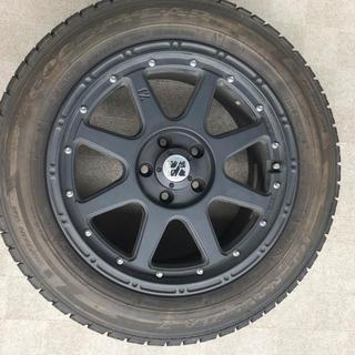 グッドイヤー(Goodyear)の17インチ スタッドレスタイヤ、ホイル 4本セット(タイヤ・ホイールセット)