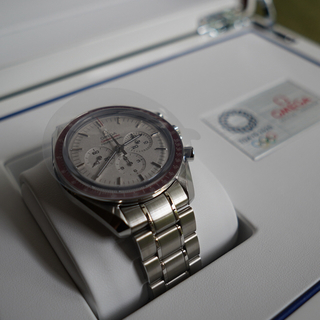 オメガ(OMEGA)のオメガ スピードマスター TOKYO 2020 LIMITED Edition(腕時計(アナログ))