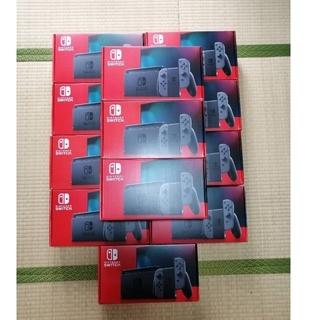 【新型新品】任天堂Switch16台(グレー12台、ネオン4台)、lite5台(家庭用ゲーム機本体)