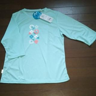 アシックス(asics)の七分袖 レディースTシャツ(Tシャツ(長袖/七分))