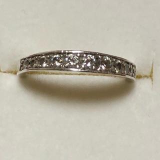 ヨンドシー(4℃)の4°C シルバー リング 指輪 12号(リング(指輪))