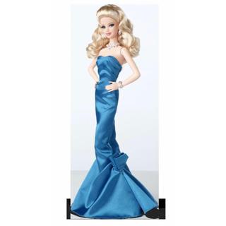 バービー(Barbie)のバービー人形 レッドカーペットバービー ブルードレス(その他)