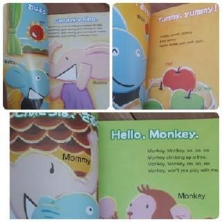 ショウガクカン(小学館)の英語 絵本 英語育児 知育玩具 CD(知育玩具)