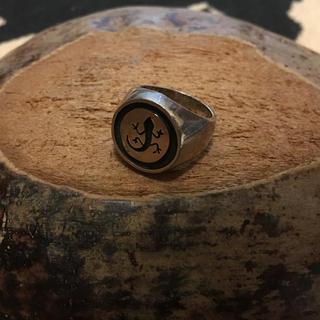 ナバホ族 インダイリング(リング(指輪))