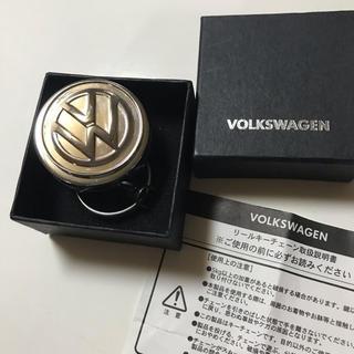 フォルクスワーゲン(Volkswagen)のフォルクスワーゲンリールキーチェーン(キーホルダー)