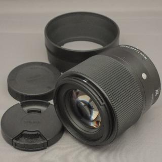 SIGMA - シグマ  マイクロフォーサーズ30mmF1.4DC DN(C)