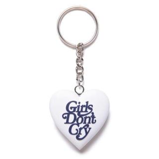 ジーディーシー(GDC)のhuman made girls don't cry ハートキーホルダー(キーホルダー)