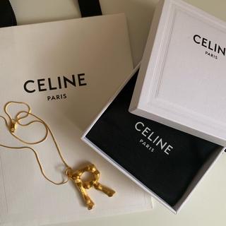 セリーヌ(celine)のCELINE/イニシャルチャーム「R」(チャーム)