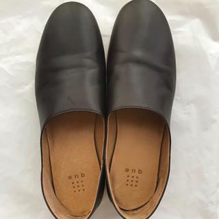 ネストローブ(nest Robe)のque shoes (ローファー/革靴)