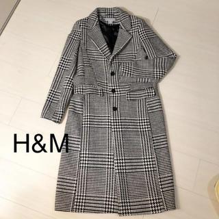 エイチアンドエム(H&M)の最終価格!H&M☆チェスターコート 未使用(チェスターコート)