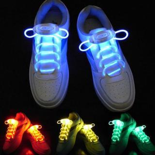 LED 光る 靴ひも シューズ メンズ レディース 可愛い オシャレ(その他)