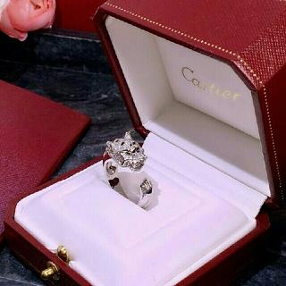 カルティエ(Cartier)のCartier リング(指輪) シルバー 正規品(リング(指輪))