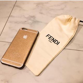 フェンディ(FENDI)のFENDI 保存袋 ポーチ(ポーチ)