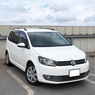 Volkswagen - 【激安出品!】程度極上 ゴルフトゥーラン☆