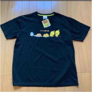 サンリオ(サンリオ)のぐでたま チキンラーメンひよこちゃん Tシャツ(Tシャツ/カットソー(半袖/袖なし))