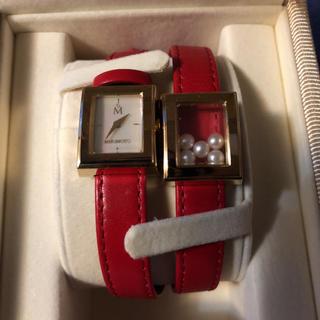 ミキモト(MIKIMOTO)のMIKIMOTO ドレスウォッチ新品・未使用(腕時計)