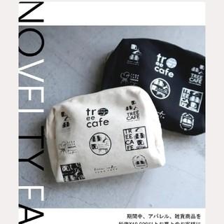アンティカ(antiqua)の🌸アンティカ ノベルティーポーチ【ブラック】🌸(ポーチ)