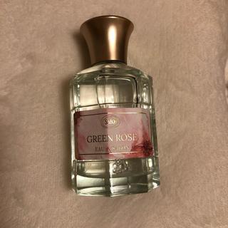 サボン(SABON)のサボン オードトワレ グリーンローズ(香水(女性用))