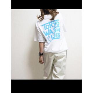 エフティーシー(FTC)のtokyo wash club tシャツ 最安値(Tシャツ/カットソー(半袖/袖なし))