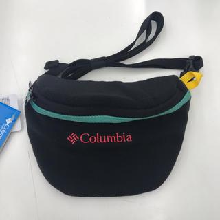 コロンビア(Columbia)の【新品】コロンビア ピークピークブラッシュヒップバッグ PU8061-010(ショルダーバッグ)