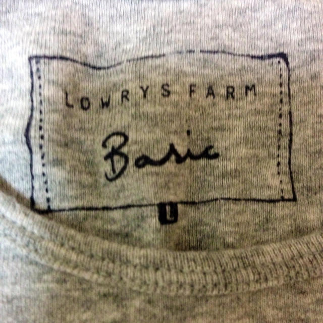 LOWRYS FARM(ローリーズファーム)のLOWRYS FARMのタンク3セット レディースのトップス(タンクトップ)の商品写真