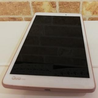 エルジーエレクトロニクス(LG Electronics)のkoton様専用 Qua tab PX ピンク(タブレット)