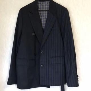 ジエダ(Jieda)のjieda 19aw switching jacket(テーラードジャケット)