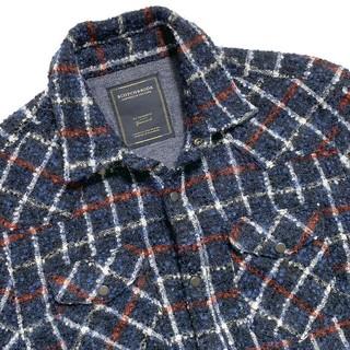 スコッチアンドソーダ(SCOTCH & SODA)のSCOTCH&SODA メンズチェックシャツ/Sサイズ(シャツ)