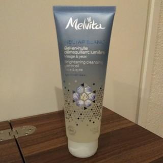 メルヴィータ(Melvita)のMelvita NECTAR BLANC メルヴィータクレンジングジェルオイル(フェイスオイル/バーム)