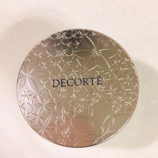 コスメデコルテ(COSME DECORTE)のコスメデコルテ フェイスパウダー【10】misty beige 20g(フェイスパウダー)