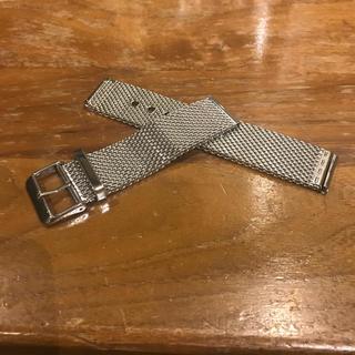 セイコー(SEIKO)の未使用 アンティーク メッシュバンド 22mm(金属ベルト)
