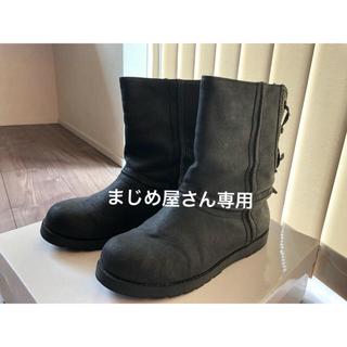 コムサイズム(COMME CA ISM)のコムサ ブーツ(ブーツ)