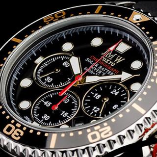 セイコー(SEIKO)の新品未使用【JMW TOKYO】ダイバークロノグラフ 腕時計【限定品】(腕時計(アナログ))
