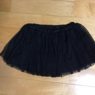 イングファースト(INGNI First)のイングファースト スカート 黒 120(スカート)