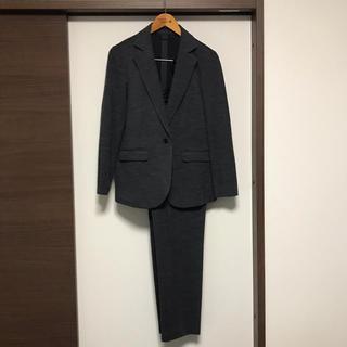 ジユウク(自由区)のパンツスーツ 自由区 大きいサイズ ほぼ新品(スーツ)