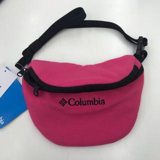コロンビア(Columbia)の【新品】コロンビア ピークピークブラッシュヒップバッグ PU8061-695(ショルダーバッグ)