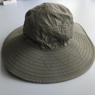 パタゴニア(patagonia)のパタゴニア ハット 帽子 紐付き(ハット)