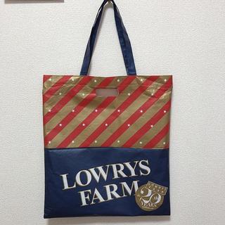 ローリーズファーム(LOWRYS FARM)の限定品 LOWRYS FARM ショップ袋(ショップ袋)