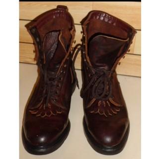 レッドウィング(REDWING)の稀少RED WING 931羽タグ 編上げブーツ(ブーツ)
