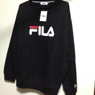 フィラ(FILA)の新品 FIRA トレーナー スウェット(スウェット)