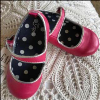 ベビーギャップ(babyGAP)のGAP  girl   靴15 センチ   合皮素材 新品未使用(フォーマルシューズ)