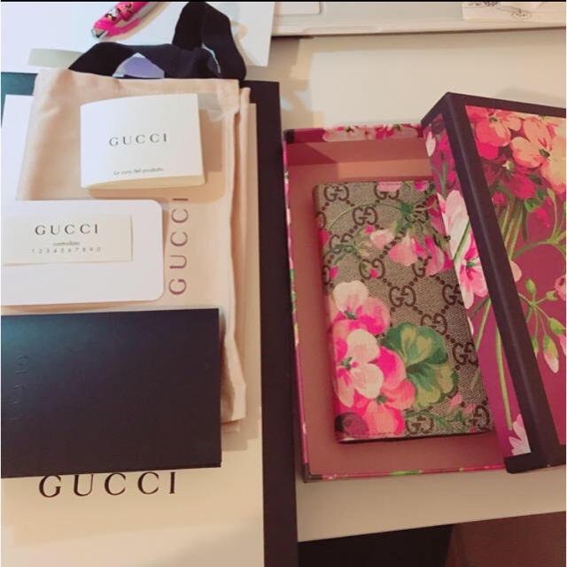 Gucci - 【確実正規品】グッチiPhone7ケースの通販