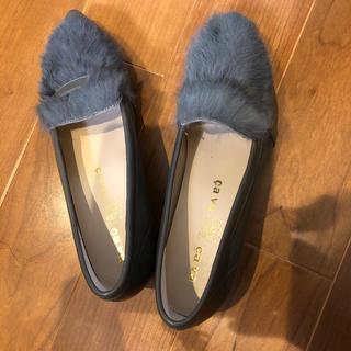 サヴァサヴァ(cavacava)のノンタン様専用(ローファー/革靴)