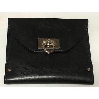 サルヴァトーレフェラガモ(Salvatore Ferragamo)のサルバトーレフェラガモ❤︎ガンチーニ 二つ折 財布 最終値下げ(財布)
