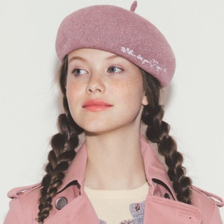 アニエスベー(agnes b.)のアニエス・ベー ベレー帽(ハンチング/ベレー帽)
